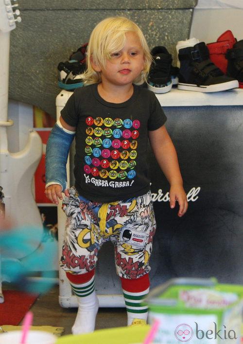 Zuma Rossdale, hijo de Gwen Stefani
