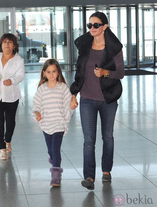 Coco Arquette, hija de Courteney Cox