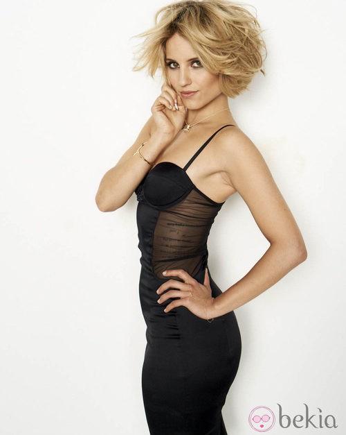 Dianna Agron, portada de Cosmopolitan USA el próximo septiembre