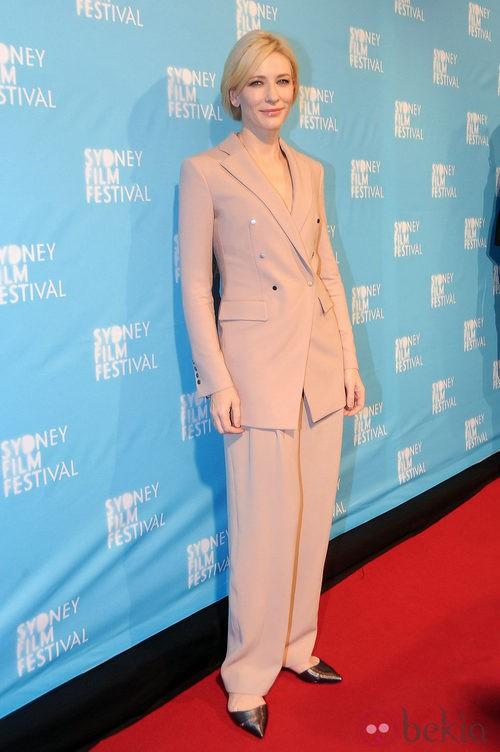 Cate Blanchett presenta 'Hanna' en Sidney