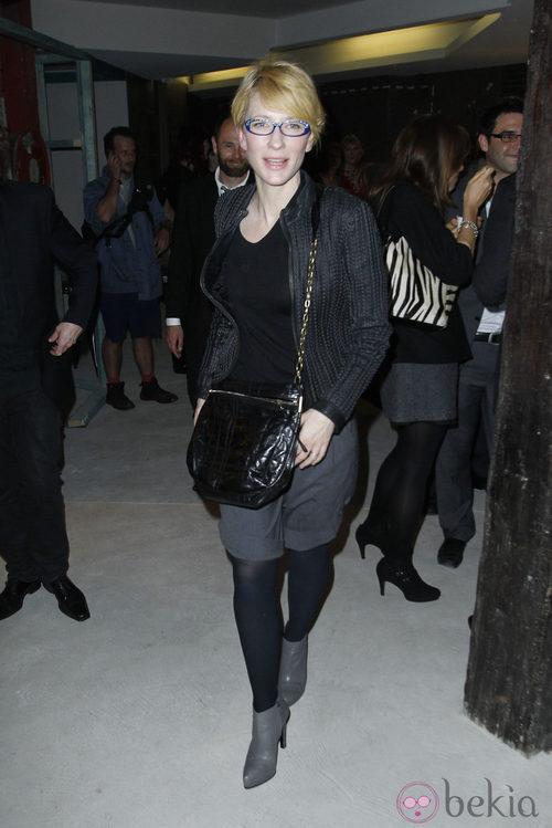 Street style de Cate Blanchett