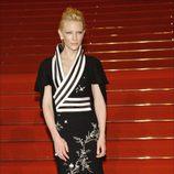 Cate Blanchett en la première de 'Babel'
