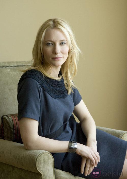 La belleza serena de Cate Blanchett