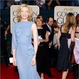 Cate Blanchett en los Globos de Oro 2005