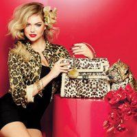 Kate Upton presenta los nuevos complementos de Guess