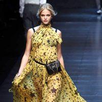 Estampado de estrellas de Dolce & Gabbana