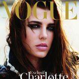 Carlota Casiraghi, portada de Vogue Francia en septiembre de 2011