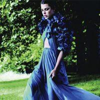 Carlota Casiraghi de Gucci para Vogue Francia