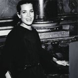 Carlota Casiraghi ante el objetivo de Mario Testino