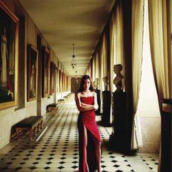 Carlota Casiraghi posa para Mario Testino en Vogue Francia