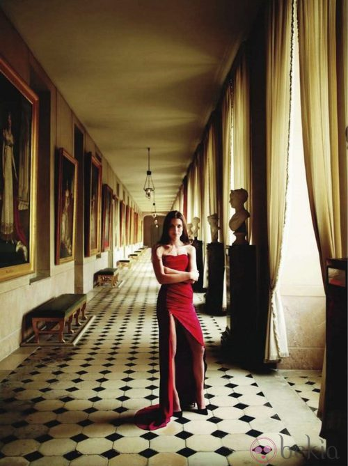 Carlota Casiraghi, diva francesa para Vogue