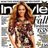 Beyoncé, portada de In Style USA en septiembre de 2011