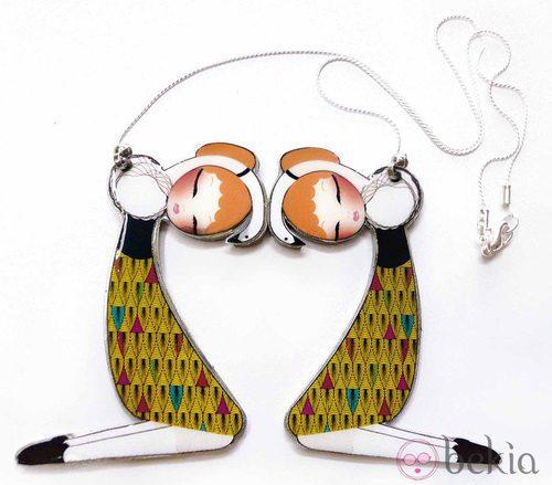 Collar 'Heart' de la colección Dreams de 'El tocador de Monique'