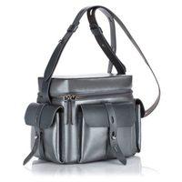 'Kamera bag' en color gris de la colección otoño/invierno 2012/2013 de Karl