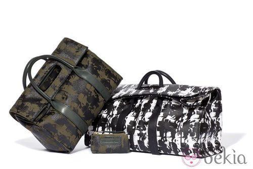 'Krumple Bag' de la colección otoño/invierno 2012/2013 de Karl