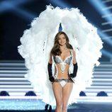 Miranda Kerr durante el Fashion Show 2012 de Victoria's Secret