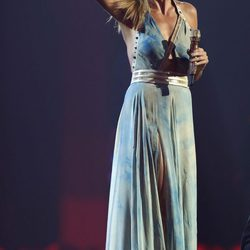 Los looks de Heidi Klum en los MTV Europe Music Awards 2012