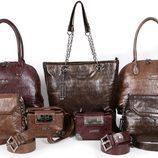Texturas en relieve en la nueva colección de bolsos de Loeds otoño/invierno 2012/2013