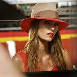 Helen Lindes posa para la nueva colección invierno 2012/2013 de Coach