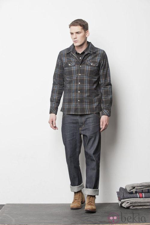 Colección masculina otoño/invierno 2012/2013 de Lee