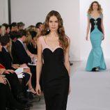 Vestido corte sirena en la colección pre-fall-2013 de Oscar de la Renta