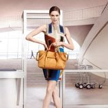 Coco Rocha, imagen de la colección primavera 2013 de Longchamp