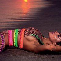 Irina Shayk, imagen de la coleción 2013 de Agua Bendita