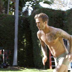 Colección de ropa íntima de David Beckham para H&M