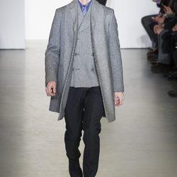 Colección otoño/invierno 2013/2014 de Calvin Klein en la Semana de la Moda Masculina de Milán