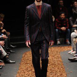 Z Zegna presenta su colección otoño/invierno 2013/2014 en la Semana de la Moda Masculina de Milán