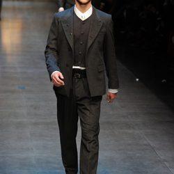 Colección otoño/invierno 2013/2014 de Dolce & Gabbana en la Semana de la Moda Masculina de Milán