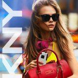 Cara Delevingne, imagen de la colección primavera 2013 de DKNY