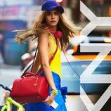 Cara Delevingne presenta la colección primavera 2013 de DKNY