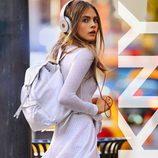 Colección primavera 2013 de DKNY con Cara Delevingne como imagen