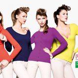 Colección 'Pin Up Sense' de Benetton para verano 2013