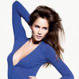 Suéter azul de la colección 'Pin Up Sense' de Benetton para verano 2013