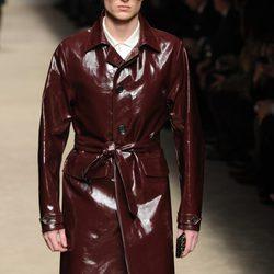 Colección otoño/invierno 2013/2014 de Burberry en la Semana de la Moda Masculina de Milán