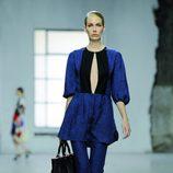 Traje vaquero de la colección primavera/verano 2013 de Longchamp