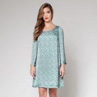 Vestido de gasa de la colección primavera/verano 2013 de Poète