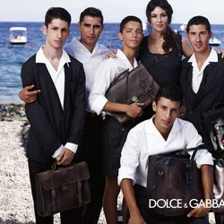 Colección masculina primavera/verano 2013 de Dolce & Gabbana