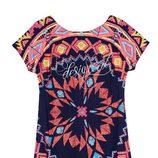 Vestido étnico de la colección primavera/verano 2013 de Desigual