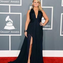 Looks de la alfombra roja de los Grammy 2013