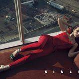 Milla Jovovich, embajadora de la colección primavera/verano 2013 de Sisley