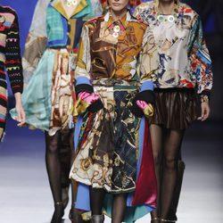 Colección otoño/invierno 2013/2014 de Francis Montesinos en Madrid Fashion Week