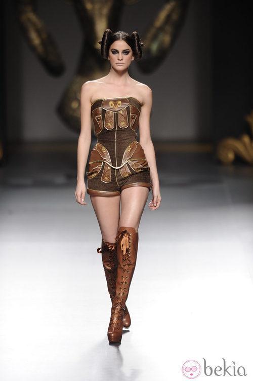 Colección otoño/invierno 2013/2014 de Maya Hansen en Madrid Fashion Week