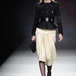 Colección otoño/invierno 2013/2014 de Ana Locking en Madrid Fashion Week