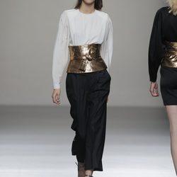 Colección otoño/invierno 2013/2014 de Miguel Palacio en Madrid Fashion Week