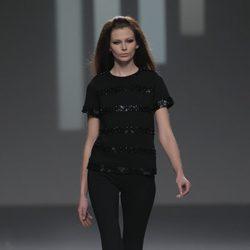 Pantalón tobillero de la colección otoño/invierno 2013/2014 de Teresa Helbig en Madrid Fashion Week