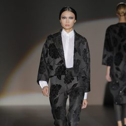 Look de la colección otoño/invierno 2013/2014 de Juana Martín en Madrid Fashion Week