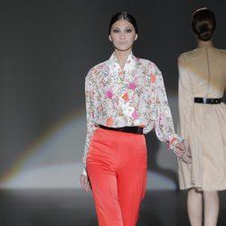 Pantalón de la colección otoño/invierno 2013/2014 de Juana Martín en Madrid Fashion Week